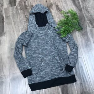 ROXY hoodie with zip pockets